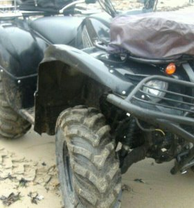 Квадроцикл Yamaha Grizzly 700SE