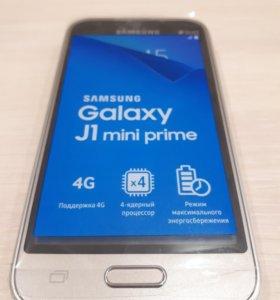 НОВЫЙ Смартфон Samsung Galaxy J1 mini prime 2017
