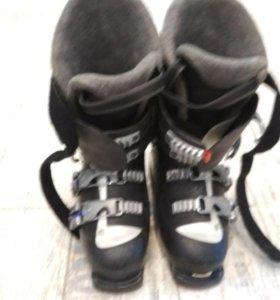 Горнолыжные ботинки Salomon 37-38 р