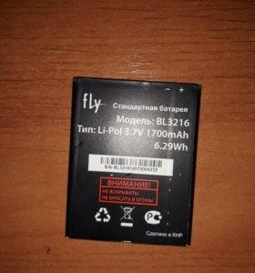 Fly батарея