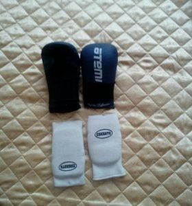 Перчатки для единоборсв
