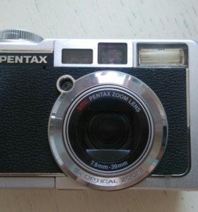 Фотоаппарат Pentax Optio 750z на запчасти