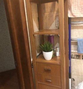 Стеллаж в ванную