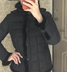 Куртка с норкой