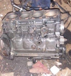 Блок двигателя AFN 1.9TDI Ауди Volkswagen passat