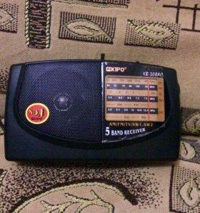 Новый Радиоприёмник.