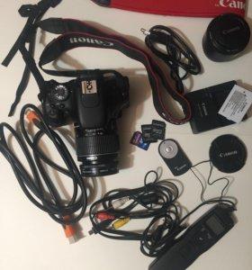 Canon D600 + KIT