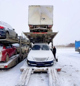 Автовоз из/в Тайшет (по России)