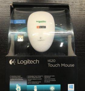 Мышка новая беспроводная Logitech
