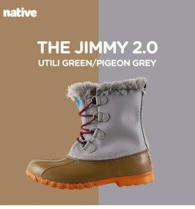 NATIVE Jimmy2.0 сапоги ботинки