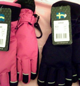 Новые перчатки Lindberg (Швеция)