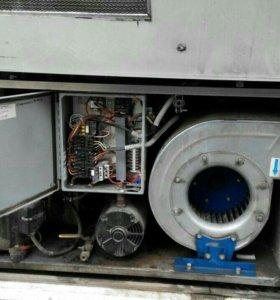 Замена фильтров в вентиляционных установках.