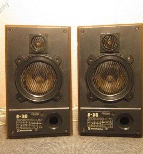 Радиотехника S-30 колонки 4 Ома