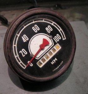 Газ 69 спидометр