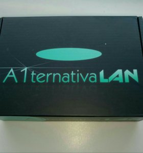 Спутниковый ресивер U2C Alternativa LAN