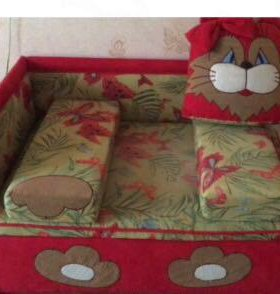 Детский кровать-диван