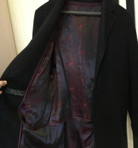 Мужское пальто 48 размера