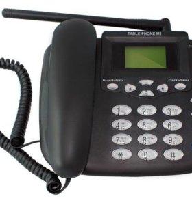 Стационарный cdma-450 телефон Haier Phone M1