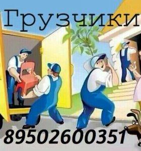 ГРУЗЧИКИ-ТРАНСПОРТ