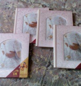 Свадебные фото альбомы магнитные листы