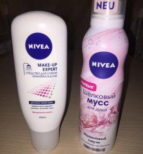Новая Косметика Nivea
