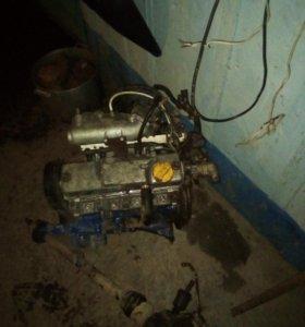 Мотор 8 клапанный