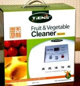 Озонатор. Прибор для очистки фруктов и овощей.