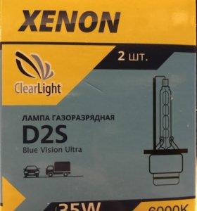 Ксеноновые лампы D2S 6000