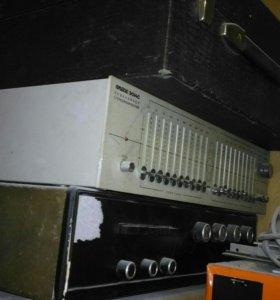 Советская акустическая техника