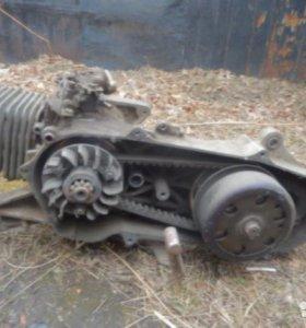 двигатель хонда 34