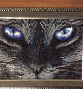 Картина кот