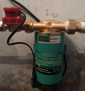 Водяной насос для повышения давления