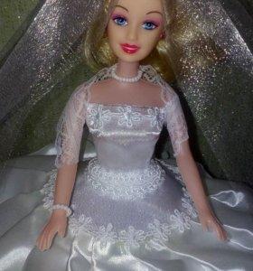 Интерьерная кукла-шкатулка!