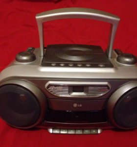 Магнитола LG-CD-363AX