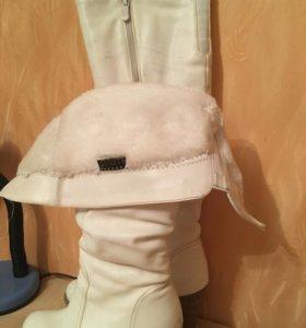 Продам сапоги зимние!!!!!👢