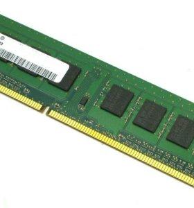 Нужна оперативная память DDR3 хотяб на 1 GB