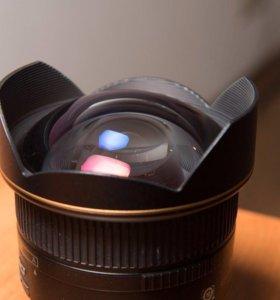 Nikon 14mm f/2.8D ED