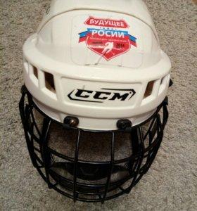 Хоккейный шлем CCM, 54-58см