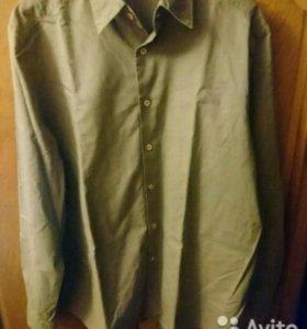 Рубашка Moschino. Оригинал 52-54 размер