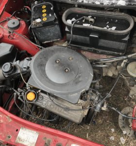Двигатель на Skoda Felicia