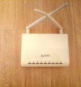 Wi-Fi-роутер ZyXEL