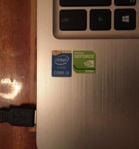 Ноутбук асус x540l