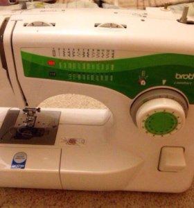 Швейная машинка brother comfort 35a