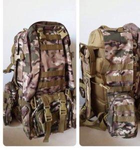 Тактический рюкзак 40 литров
