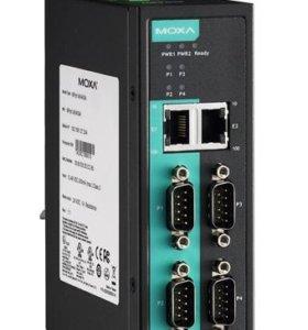 Ethernet сервер MOXA NPort IA5450A