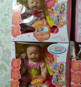 Новая кукла бэби борн