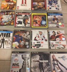 Игровые диски Sony PlayStation 3