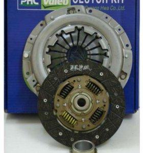 Сцепление Nexia Lanos 1.5 8 клап. Valeo комплект
