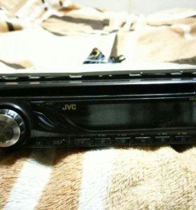 Магнитола jvc kd-g227