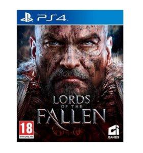 Продам новый диск PS4 Lords of the Fallen